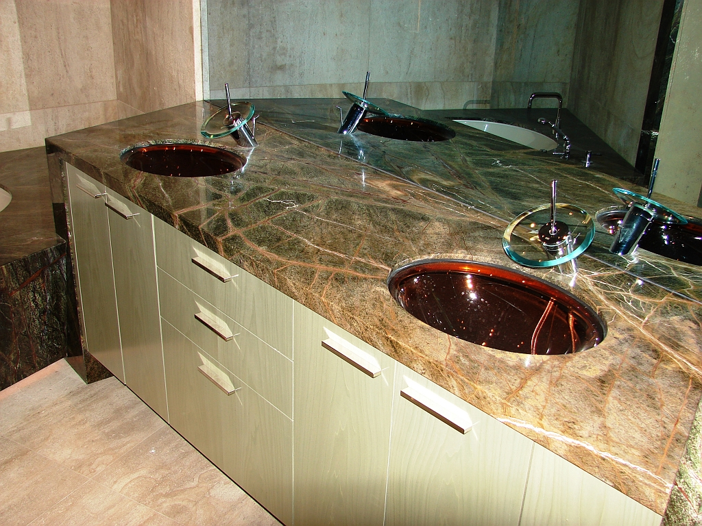 Selecting The Right Stuff For Vanity Tops Is Not An Easy Task. Before  Choosing A Material For Your Bathroom It Is Necessary To Consider Best  Available ...